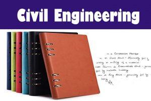 MADE EASY Handwritten notes gate civil