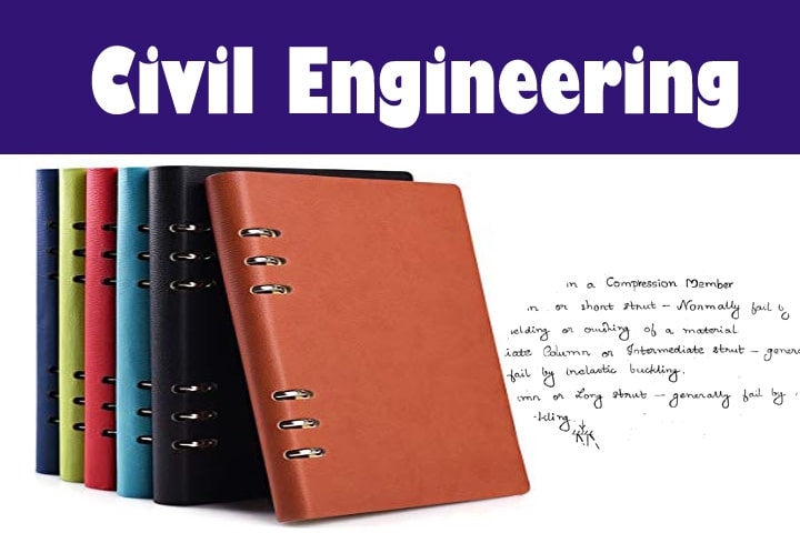Made Easy Class Handwritten Notes of CE (Civil engineering) for GATE