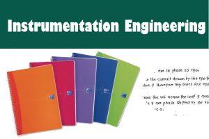 made easy notes Instrumentation Engineering