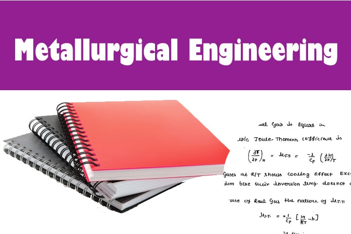 GATE Toppers Handwritten Notes Metallurgical Engg( MT)GATE 2020 !