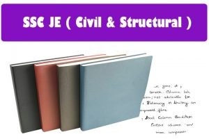 SSC JE Civil  Study Materials Handwritten notes