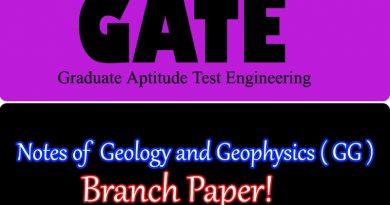 GATEGeology and Geophysics GG