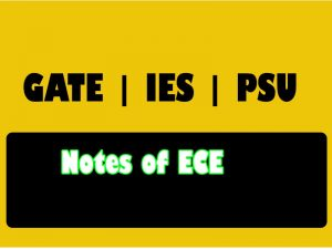Made Easy Class Notes ece