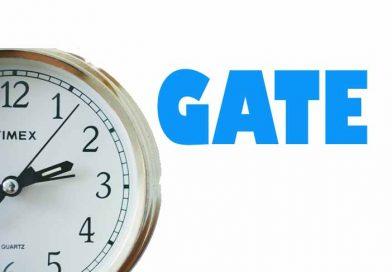 GATE 2020 Online Registration Form
