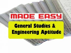 IES Made Easy Notes General Studies and Engineering Aptitude