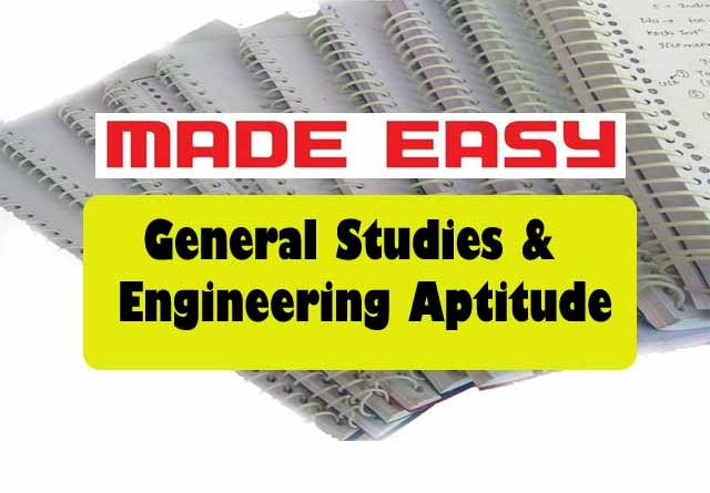 Made Easy Study Material For Gate For Civil Pdf