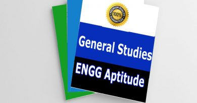 IES Toppers Notes General Studies and Engineering Aptitude [pdf]
