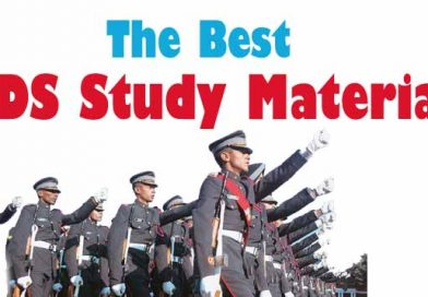 CDS Study Material pdf 2019 – Combined Defense Services
