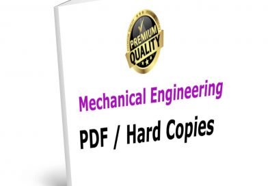 Mechanical Engineering Notes pdf