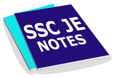 Complete SSC JE Book Study Material