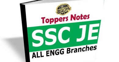 ssc je study materials theorypoint