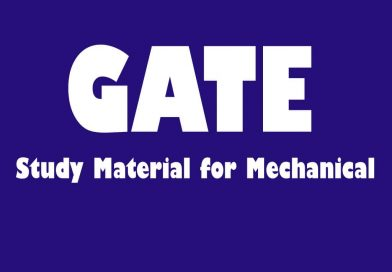 study Material for Mechanical