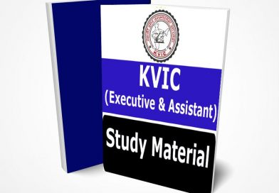 KVIC Study Material Book Notes Executive, Assistant [Buy Full-Package]