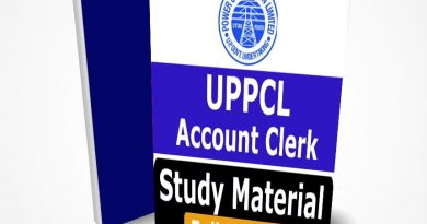 UPPCL Account Clerk Recruitment The Best Preparation Book
